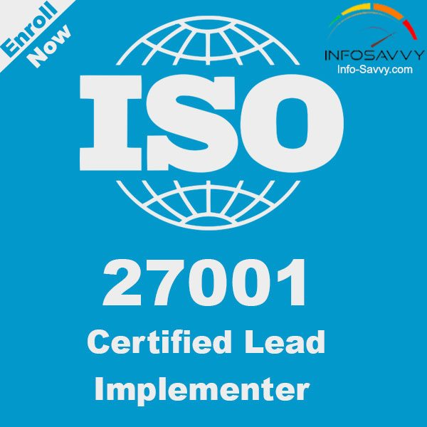 Certified Lead Implementer | ISO 27001
