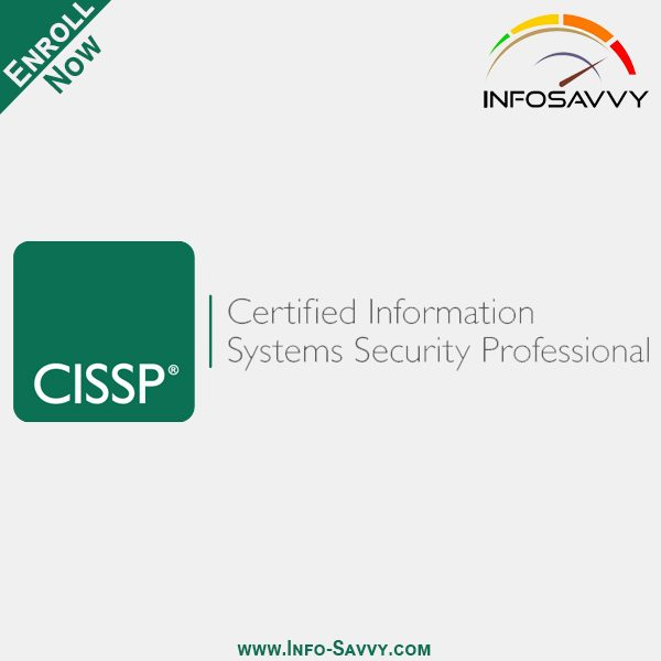 Certified Information System Security Professional | CISSP