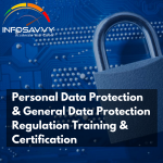 Personal Data Protection & General Data Protection Regulation(EU GDPR) Training & Certification