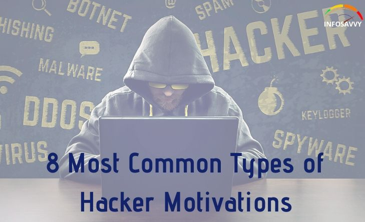 Hacker-Motivations