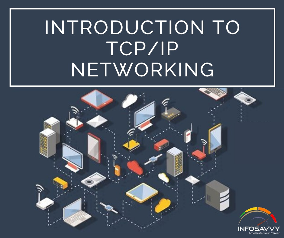 introduction to tcpip networking-infosavvy