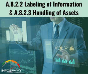 A.8.2.2-Labeling-of-Information- &- A.8.2.3-Handling-of-Assets