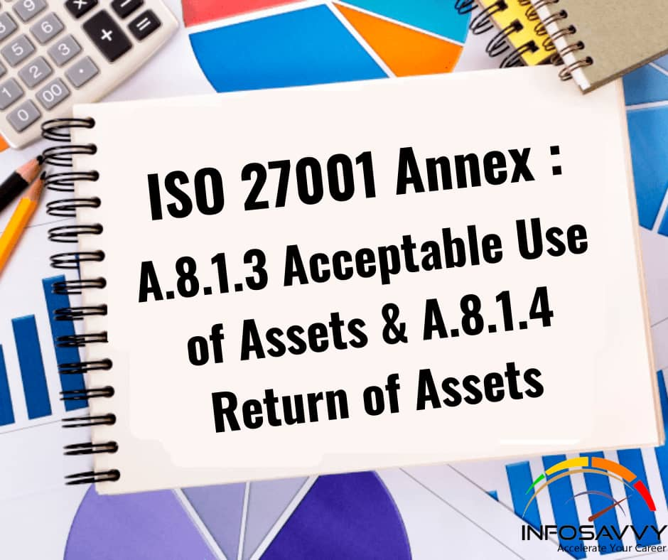 ISO-27001-Annex : A.8.1.3-Acceptable-Use-of-Assets-&-A.8.1.4-Return-of-Assets