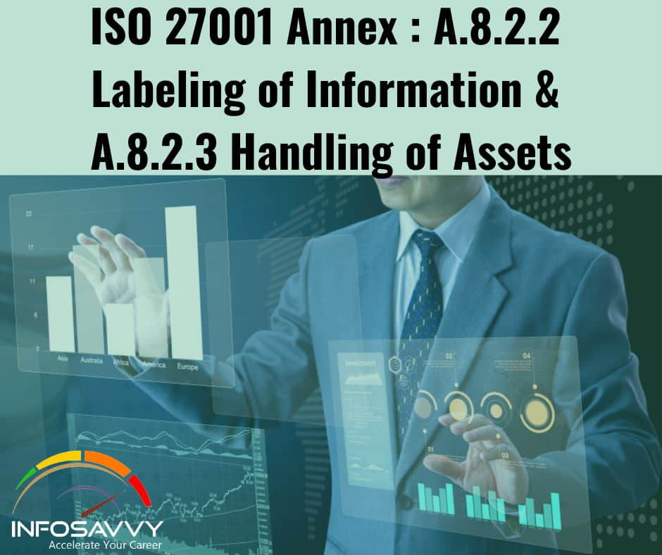 ISO-27001-Annex : A.8.2.2-Labeling-of-Information