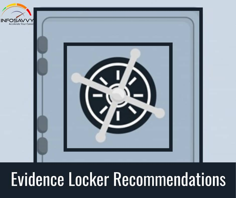 Evidence-Locker-Recommendations