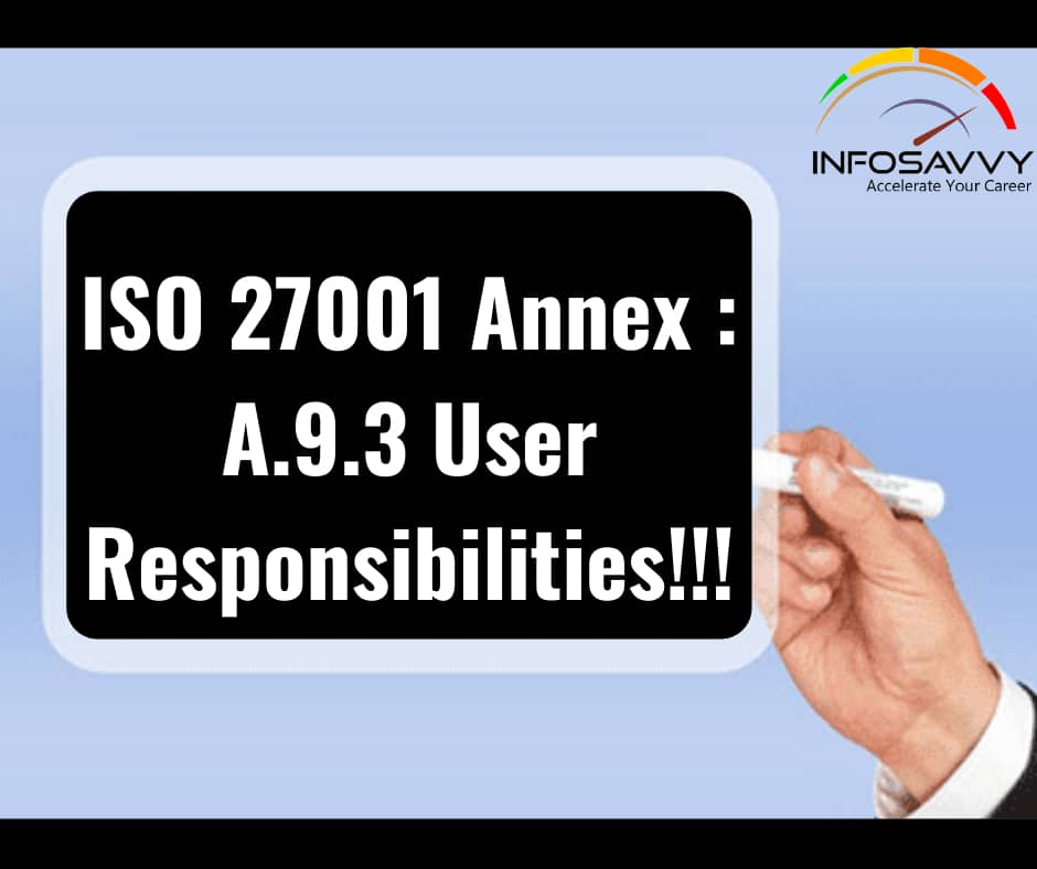 ISO-27001-Annex-A.9.3-User-Responsibilities