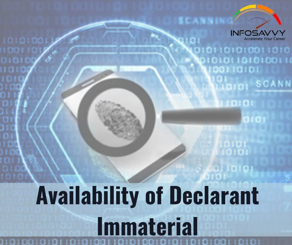 Availability-of-Declarant-Immaterial
