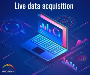 Live-data-acquisition