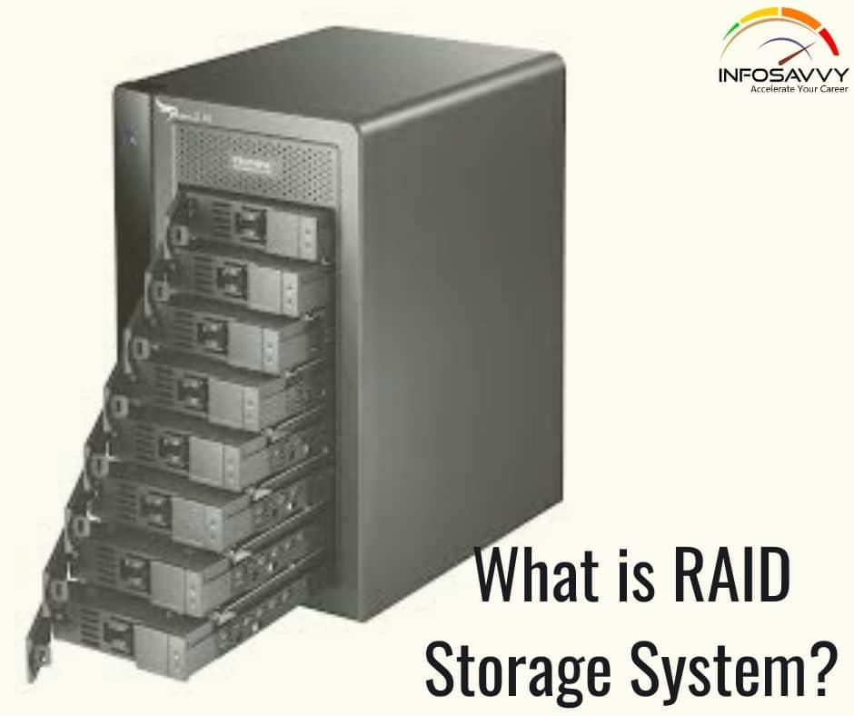 RAID-Storage-System